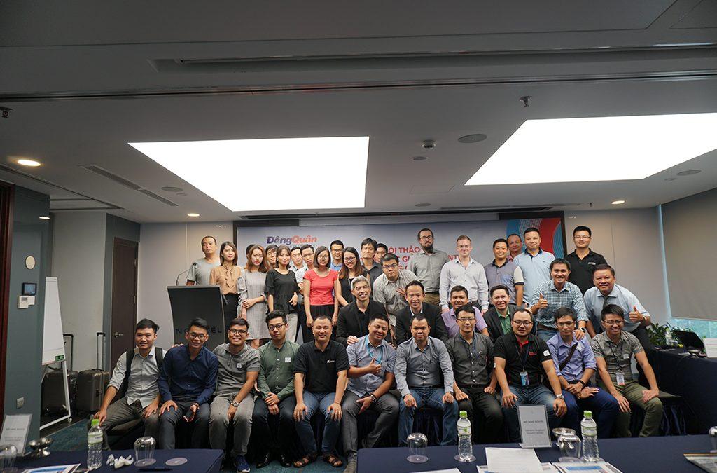 Các giải pháp của Linkyfi được phân phối chính thức tại Việt Nam