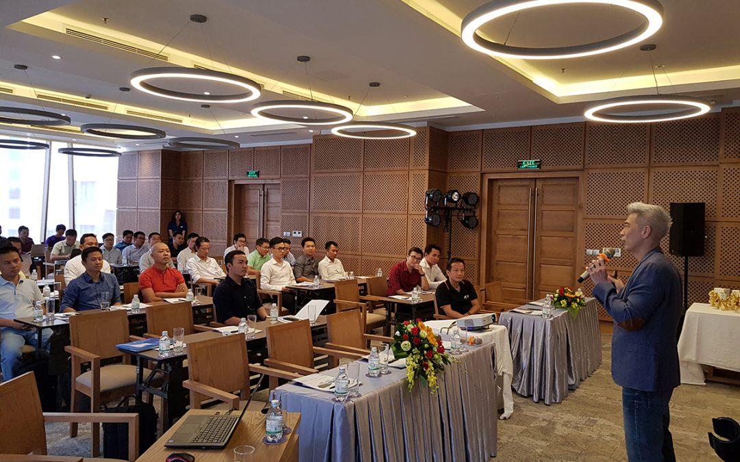 Hội thảo giới thiệu giải pháp kết nối mạng Ruckus cho khách sạn tại Tp. Nha Trang