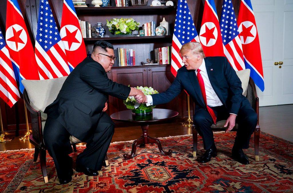 WiFi Ruckus đuợc lắp đặt phục vụ Hội nghị thuợng đỉnh Mỹ – Triều Tiên lần 2