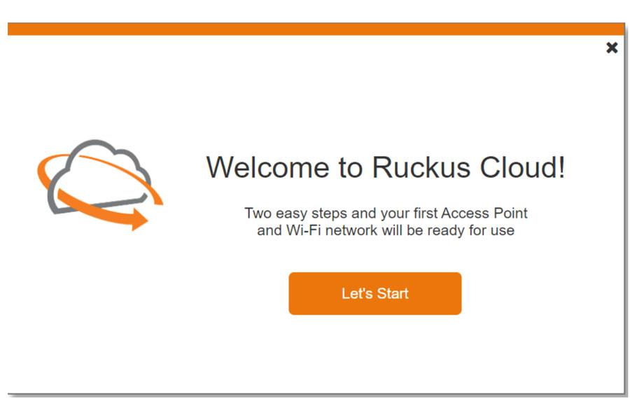 sử dụng Ruckus Cloud 1